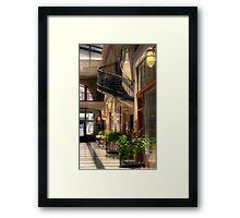 The Stair Case Framed Print