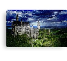 Fairy Castle Canvas Print