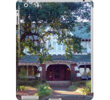 My Favorite Mansion iPad Case/Skin