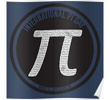 Pi Day 2015 - The Ultimate Pi Poster