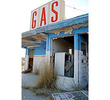 Metro Gas:  The Station Photographic Print