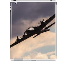 B-17 Flying Fortress iPad Case/Skin