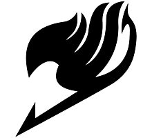 Fairy Tail - Fairy Tail Guild Symbol Photographic Print