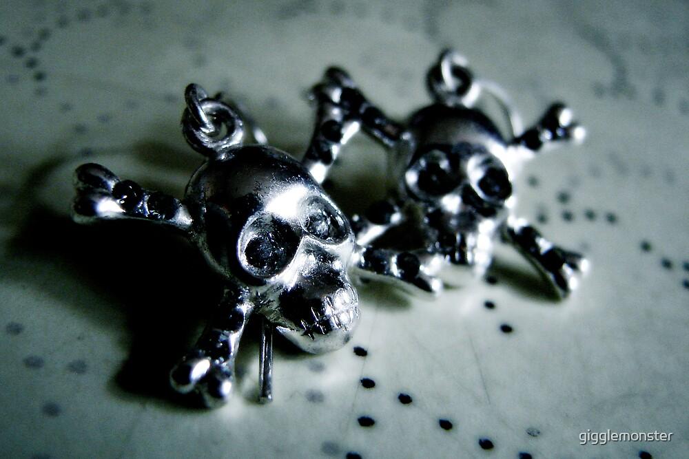 A Pair of Skulls by gigglemonster