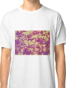 """""""Forest Fire No.3"""" original abstract artwork by Laura Tozer Classic T-Shirt"""