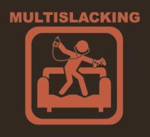 Multislacking - Orange T-Shirt