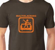 Multislacking - Orange Unisex T-Shirt