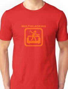 Multislacking - Orange Unisex T-Shirt