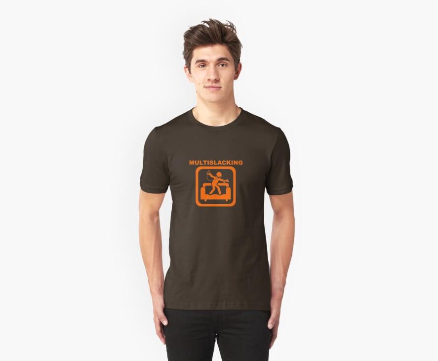 Multislacking - Orange by KarmaPolice7