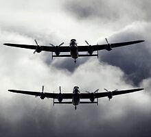 Lancaster Pair by captureasecond