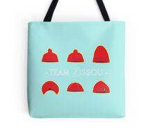 Hats of Team Zissou Tote Bag