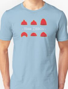 Hats of Team Zissou T-Shirt
