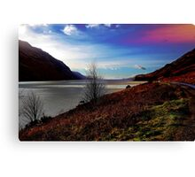Wastwater in Wasdale Canvas Print