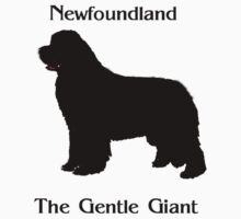 Newfoundland The Gentle Giant by Newfiemom
