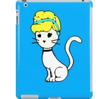 Cinderella Cat iPad Case/Skin