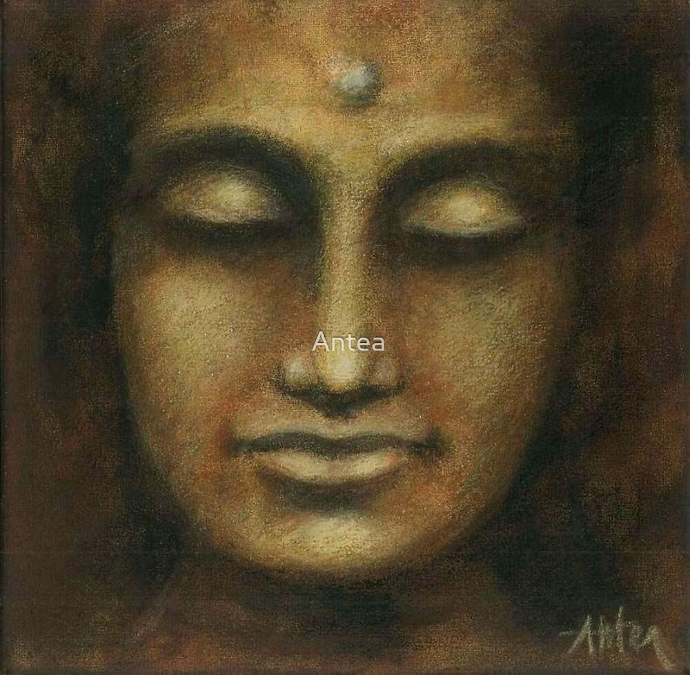 Buddha I by Antea