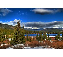 The Land of Fresh Air Photographic Print