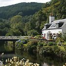 Crinan Canal by AndrewBlackie