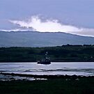 Abandoned Trawler by AndrewBlackie