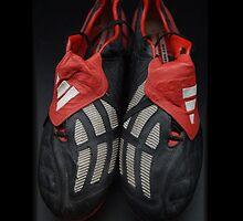 Zidane Futbol Shoes by RAFAROMAN