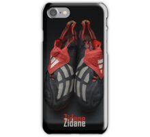 Zidane Futbol Shoes iPhone Case/Skin