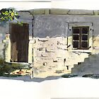 The Weavers Cottage, Paxos by chubber