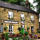 The Board Inn at Lealholme N.Yorks by Trevor Kersley