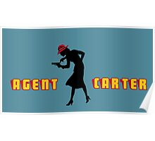 Detective Carter. Poster