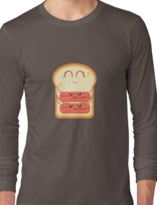 Hug the Bacon Long Sleeve T-Shirt