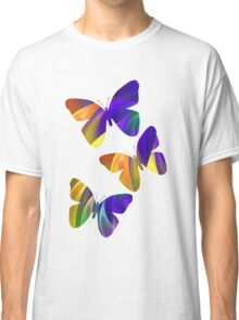 Colour Swing, fratal abstract Classic T-Shirt