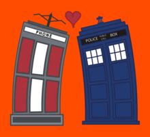 Timey Wimey True Love Kids Clothes
