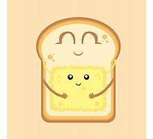 Hug the Butter Photographic Print