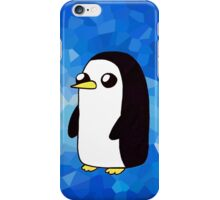 Gunter the Penguin. iPhone Case/Skin