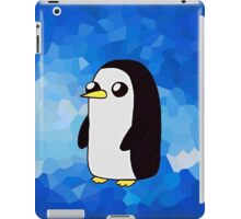Gunter the Penguin. iPad Case/Skin