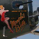 Memphis Belle by Charles Adams