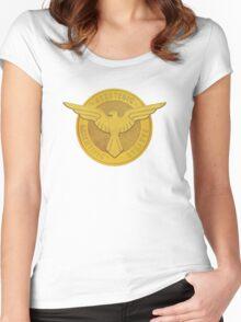 Stategic Scientific Reserve Women's Fitted Scoop T-Shirt