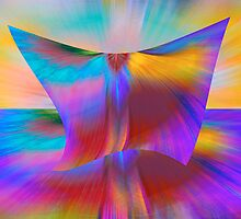 Digital Sail by HOWARD WOOD