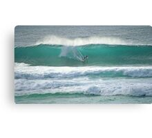 Pipe Master Canvas Print