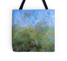 Prairie Impressions Tote Bag
