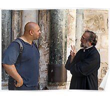 Bridging the interfaith  gap Poster