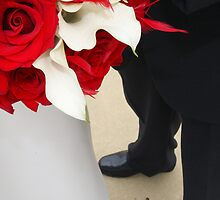 Flowers & Shoes by Rachael Niles