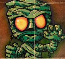 Amumu - Curse of the Sad Mummy! Sticker