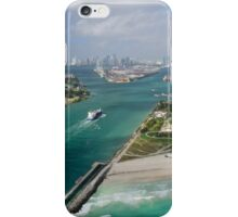 Approaching Miami iPhone Case/Skin