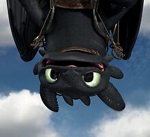 Toothless by Kawaakari