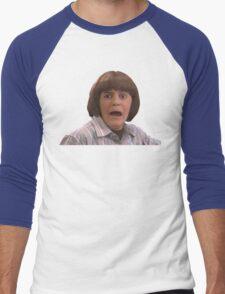 Coconut Head Men's Baseball ¾ T-Shirt