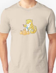 Sandshrews in the Sand Unisex T-Shirt