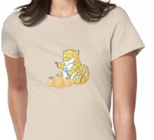 Sandshrews in the Sand Womens Fitted T-Shirt