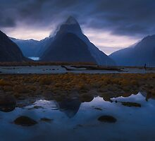 Milford Blues by Michael Breitung