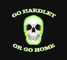 Go Hard(let) or go home [GLOW] Zipped Hoodie