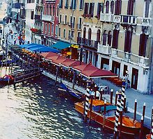 Venice, Italy by Ratatouille